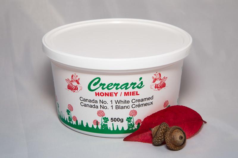 No. 1 White Creamed, 500 g. $8.00