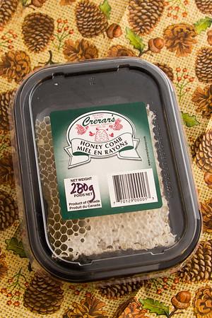 White Liquid Honey Comb, ~300 g, $10.00