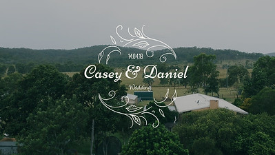 Casey and Daniel Wedding Highlights
