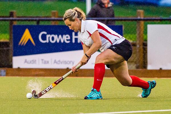 Upper Clutha Club Vs Matakanui in Central Otago Women's Premier Hockey