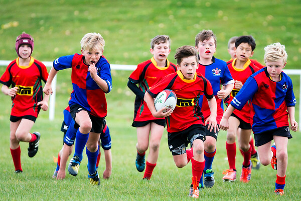 Clyde-Matakanui Vs Maniototo Junior Rugby