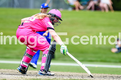 Otago Sparks Vs Northern Mystics at Molyneux Park in Alexandra.  30 December 2018.  Images copyright:  Clare Toia-Bailey / www.image-central.co.nz