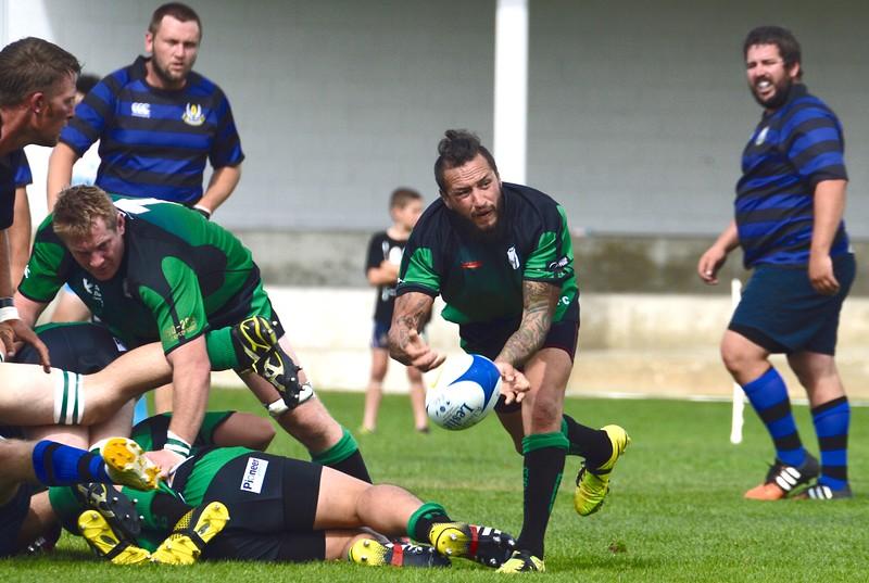 Central Otago Rugby Rd 1 Alexandra Vs Roxburgh