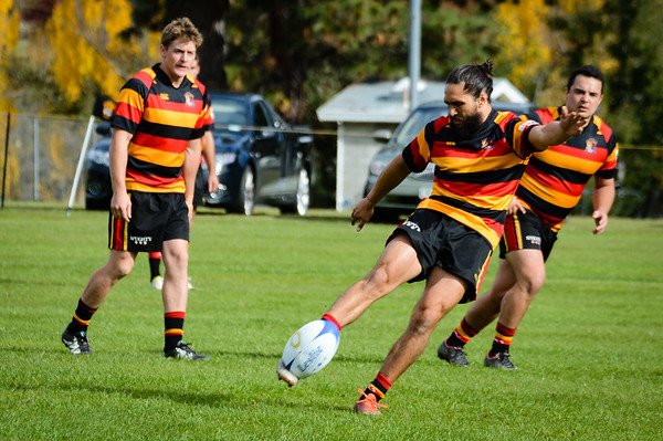 Clyde-Earnscleugh RC Vs Arrowtown 23 April 2016