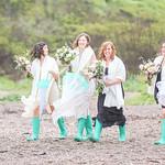 Small Wedding in California Coastal Town