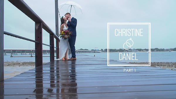 Part_1_Christine_and_Daniel_Long_version_1080P_She_Said_YES-Wedding_Videography