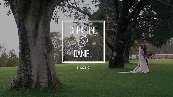 Part_2_Christine_and_Daniel_Long_version_1080P_She_Said_YES-Wedding_Videography