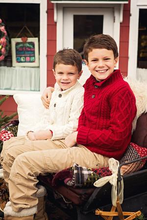 Alex Christmas Minis