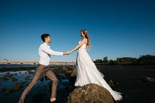 14_Trash_The_Dress_Photos_She_Said_Yes_Wedding_Photography_Brisbane