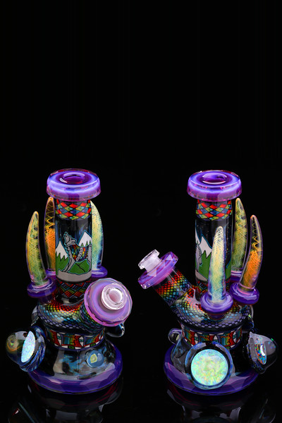 Kevin Murray and BigZglass (facets by GrampaFacets )
