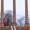 Evelyn's Photo Shoot : We had a great time photographing Evelyn at the Arboretum in DC. Who says you can not have a winter photo session?!
