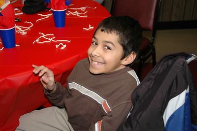 Cousin; Daniel Alvarado