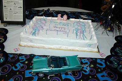 The cake....
