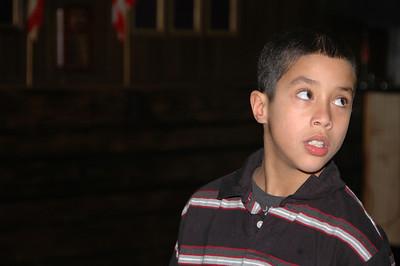 Nephew:  Aaron Rios