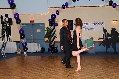 Professional Dancers....