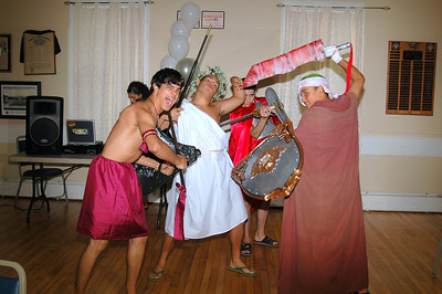 Spartans....