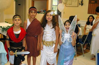 Joey, Jacob, Jocelyn and Tiana!