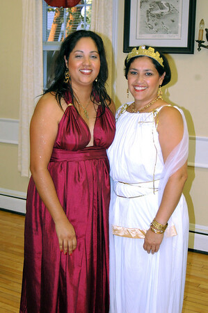 Rosie Cosme and me!  (my cousin-in-law)