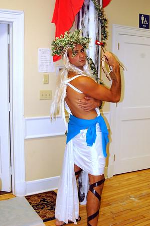 My cousin Jason....He's Cupid!!!