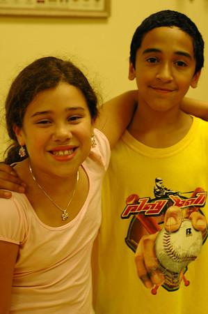 Jocelyn and Jake.