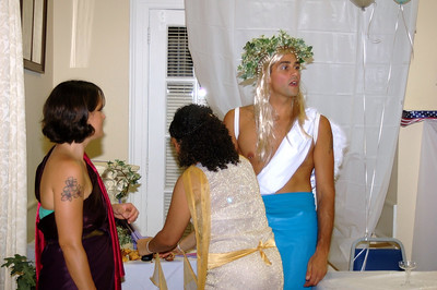 Stacy, Vikki and Jason!