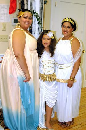 Lisa, Jocelyn and me.
