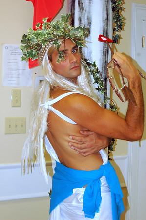 Jason as Cupid!!