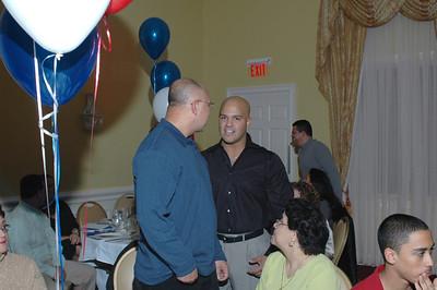 Joe with Jose.