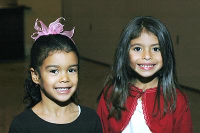 My grandniece (my brother's granddaughter) Joslyn Rios and my niece, Lynette Rios