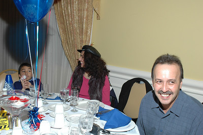 Danny, Sandra and Miguel