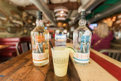 Bacardi's Cazadores Tequila