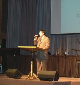 Pastor Joe De La Cruz