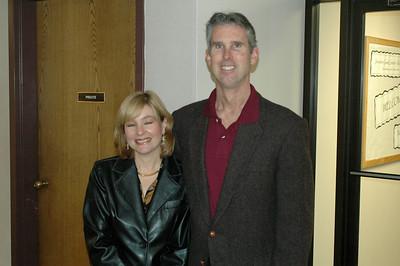 Mary Ann and Tim Blinn