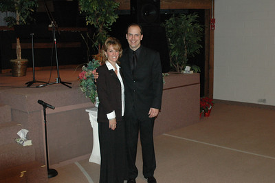 Pastor Hank Waltmire with his beautiful wife, Kim