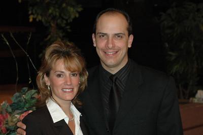 Kim and Pastor Hank