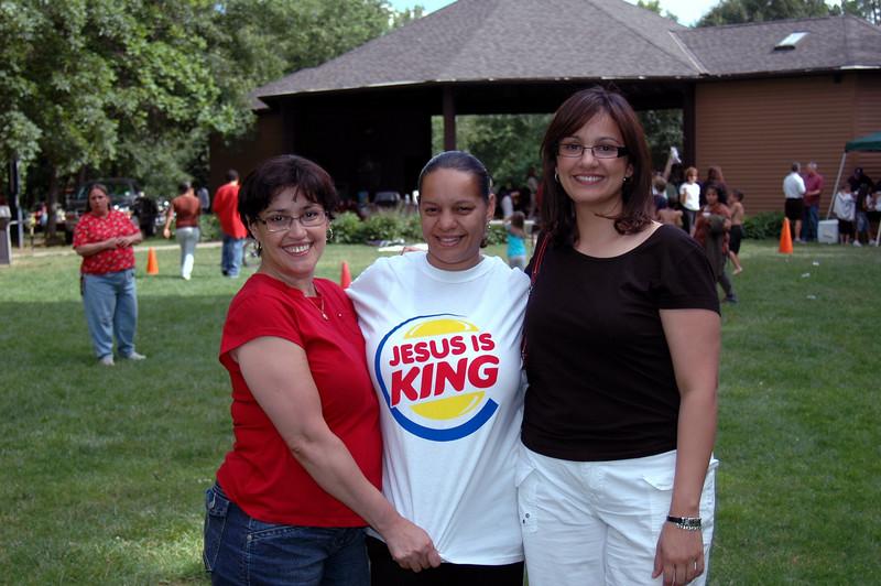 Yes, Julissa.....Jesus is KING!!!!