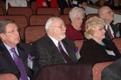 Pastor Evans (In the Middle).