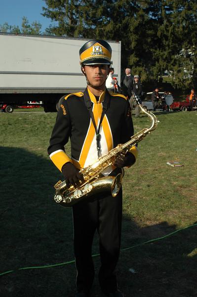 Andrew....Tenor Sax Player!