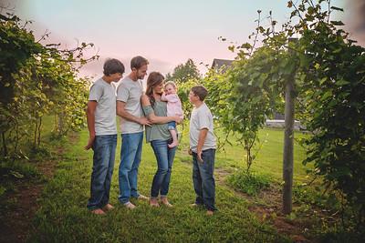 Lewis Family VBH Photo -8