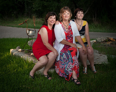 Family Pictures, June 2013