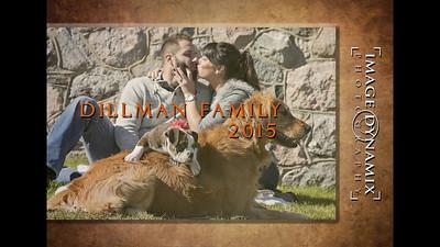 Dillman Family 2015