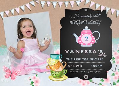 Vanessa Invite