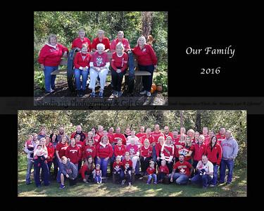 Rousch Family  16x20