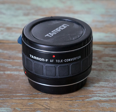 Tamron 2x Teleconverter for Canon