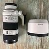 Sony 70-200 f4 G OS lens with hood