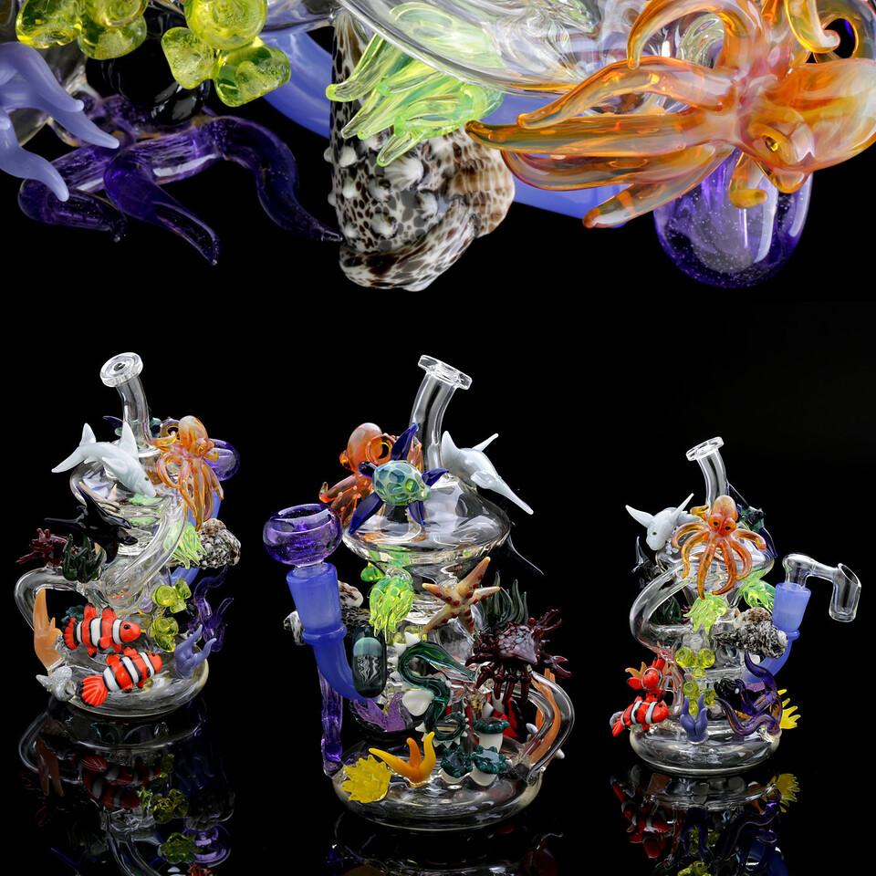 Hardman Art  Glass  copy