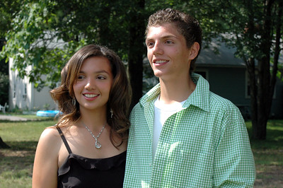 Cristy and her brother, Christopher!