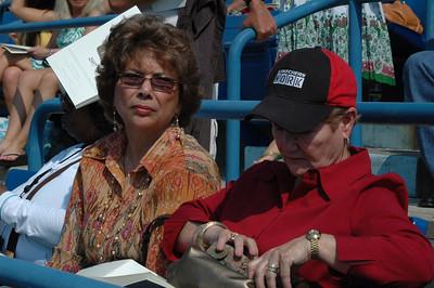 Grandma Lillian and Aunt Carmen.