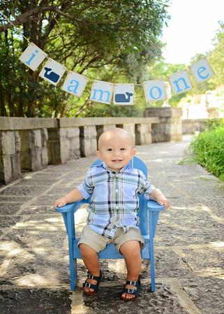 Grayson {1 Year}