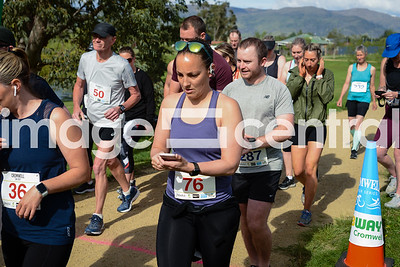 Cromwell Half Marathon, 10Km teams & relay 2020